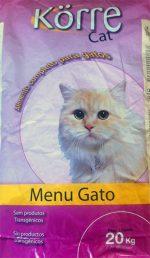 Τροφή Γάτας Ισπανίας-Korre
