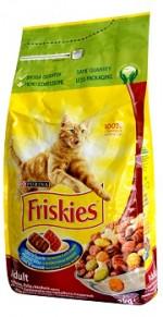 Friskies Vitality βοδινο συκωτι λαχανικα